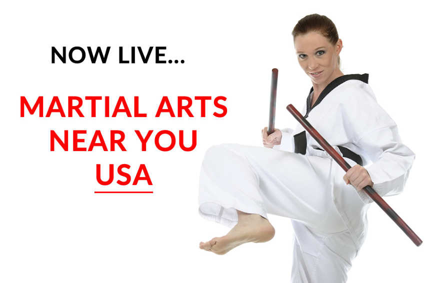 Martial Arts Near You Launches in the USA!