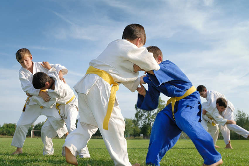 Invest in your Children's Future with a Martial Arts Class this September
