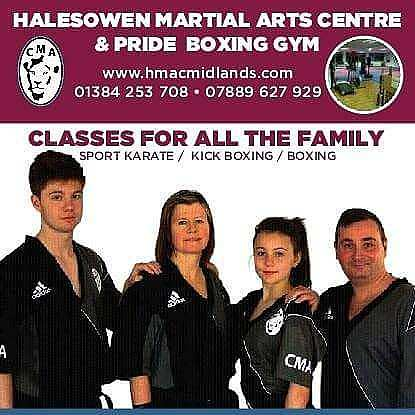 Jason Charlesworth Martial Arts